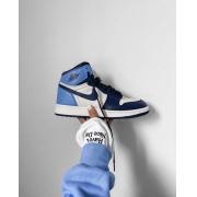 Nike  Air Jordan 1 Obsidian Blue