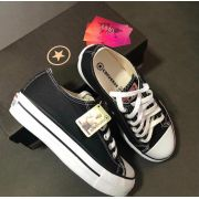 Tênis All Star Chuck Taylor Plataform - Preto