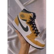 Nike Air Jordan - Mostarda