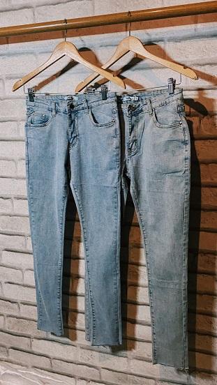 Calça Jeans Clara Skinny