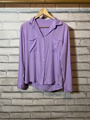 Camisa Lilac