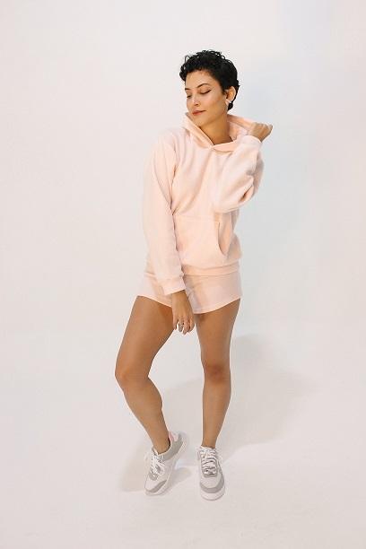 Conjunto Fairbanks Rosa Candy (blusa, calça e short)