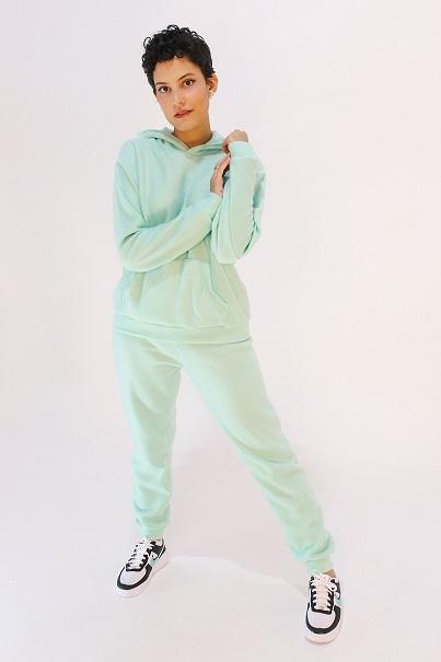 Conjunto Fairbanks Verde Candy (blusa, calça e short)
