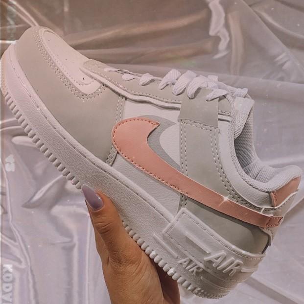 Nike Air Force 1 Shadow - Rosinha
