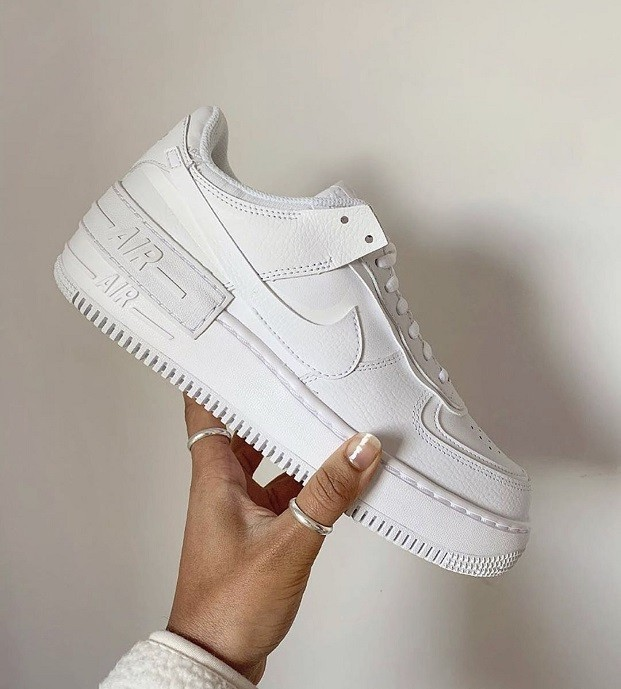 Nike Air Force Branco