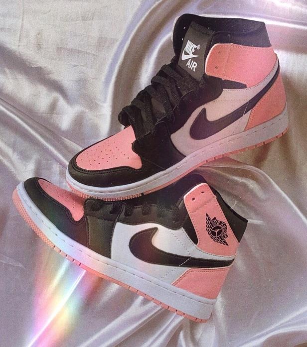 Nike  Air Jordan - Rosa