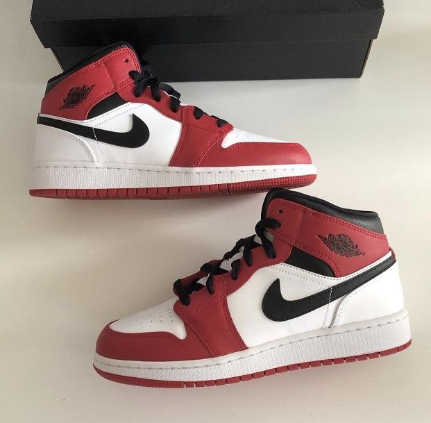 Tênis Nike Air Jordan - Vermelho
