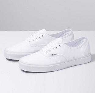 Vans Authentic - All White e All Black