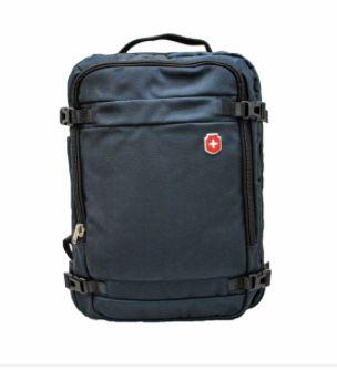 Mochila Masculina Yins com compartimento para notebook, bolso interno em tela e 5 compartimentos externos , 18