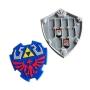 Case Escudo Zelda - The Legend of Zelda - 20 Cartuchos