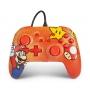 Controle PowerA Enhanced Wired - Mario Vintage - Nintendo Switch