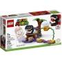 LEGO 71381 - Super Mario - Expansão - Confronto na Selva com Chomp Chomp