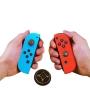 Par de Protetores Analógicos Joy-Con - Monster Hunter Rise - Nintendo Switch