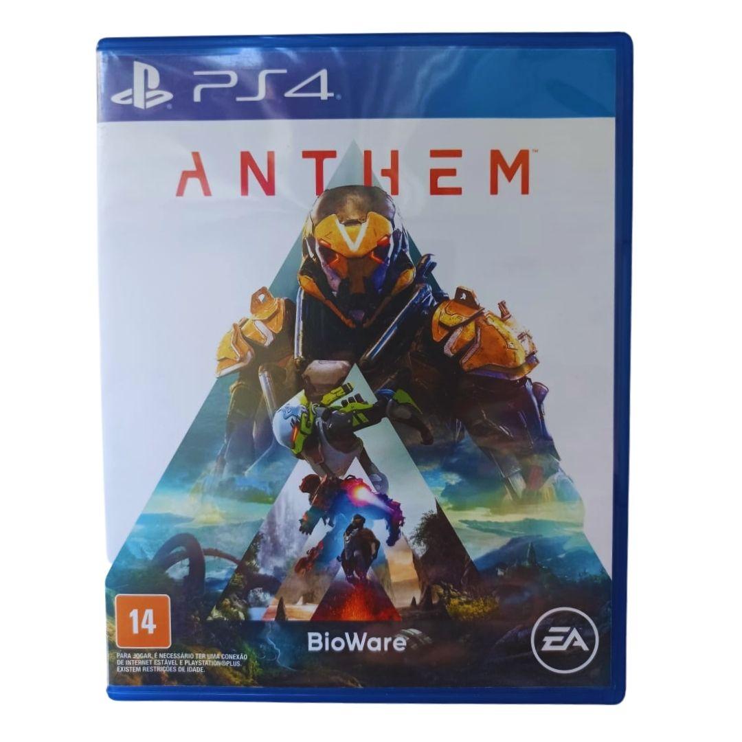 Anthem - PS4 - Usado