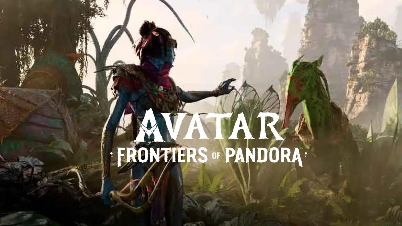 Avatar: Frontiers of Pandora - PS5 - Pré Venda- LISTA DE ESPERA