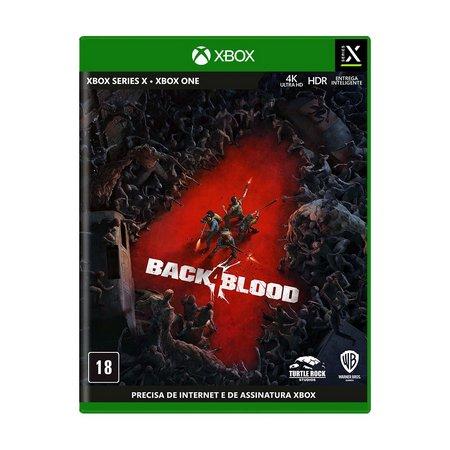 Back 4 Blood - XB1/XSX