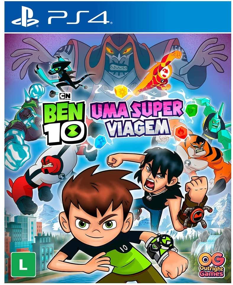 Ben 10: Uma Super Viagem - PS4