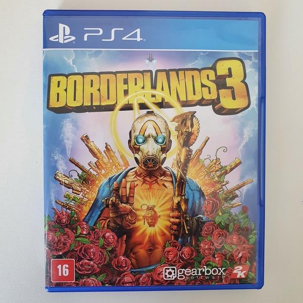 Borderlands 3 - PS4 - Usado