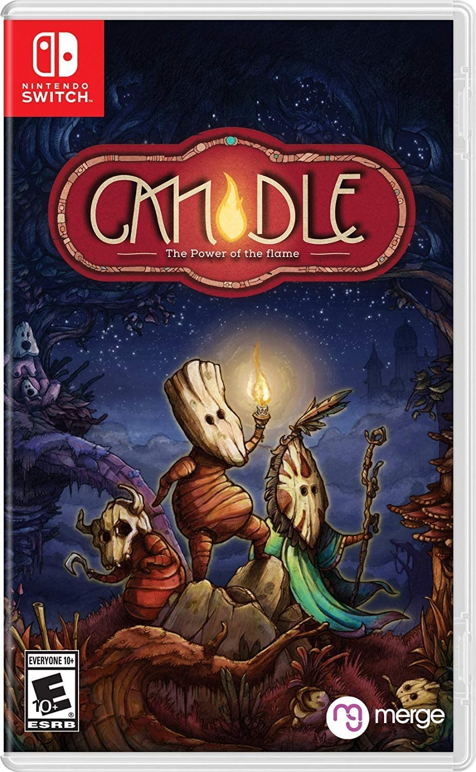 Candle: The Power of The Flame - Nintendo Switch