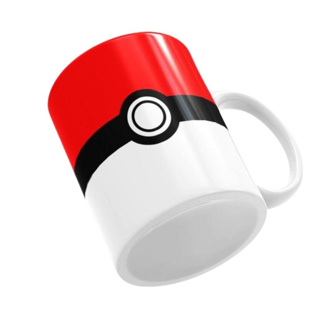 Caneca Personalizada - Pokémon - Pokebola
