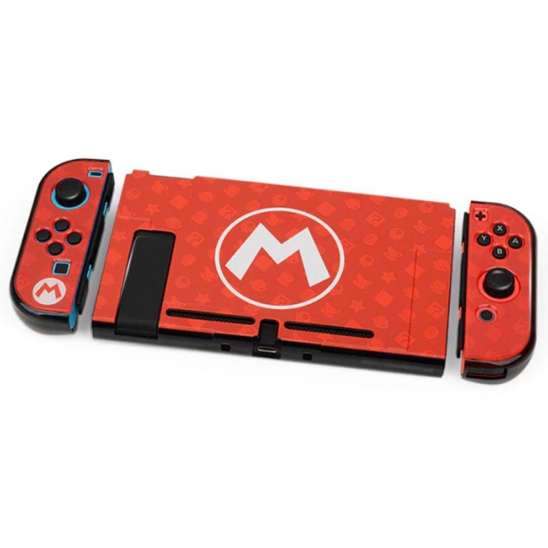 Case Capa Protetora de Acrílico - Mario - Nintendo Switch