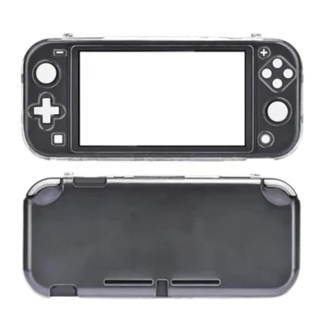 Case Capa Protetora de Acrílico - Transparente - Nintendo Switch Lite