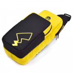 Case Hori Pokemon Trainer preto e amarelo - Nintendo Switch
