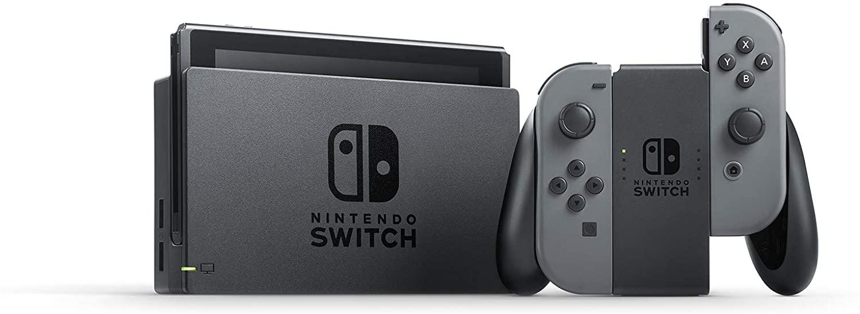 Console Nintendo Switch Cinza - Nova Edição - 32GB
