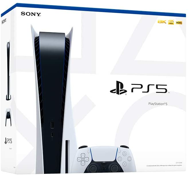 Console PlayStation 5 - Versão Física - PS5