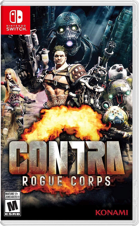 Contra Rogue Corps - Nintendo Switch