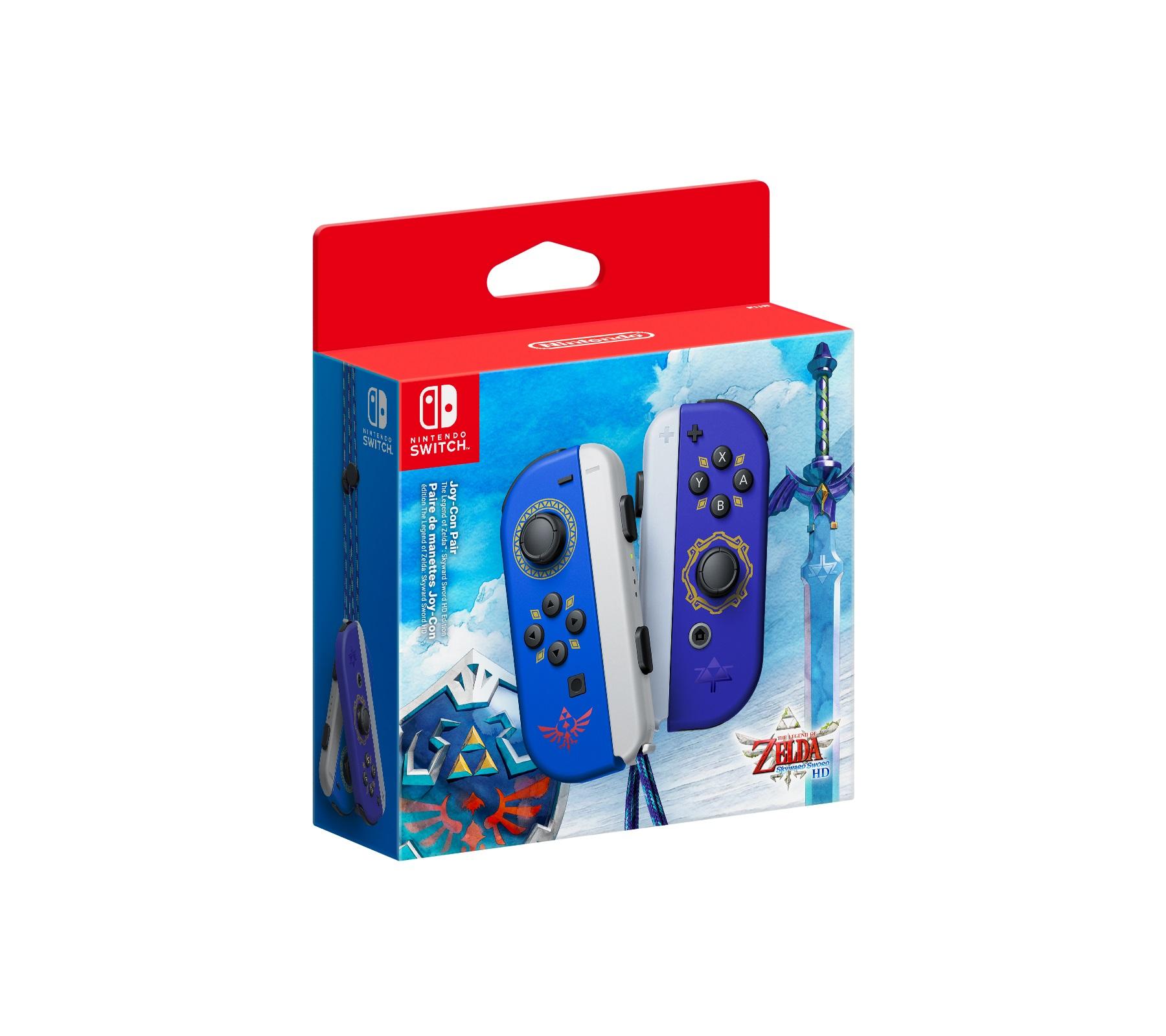 Controle Joy-Con - Zelda: Skyward Sword - Nintendo Switch