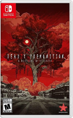 Deadly Premonition 2: A Blessing In Disguise - Nintendo Switch