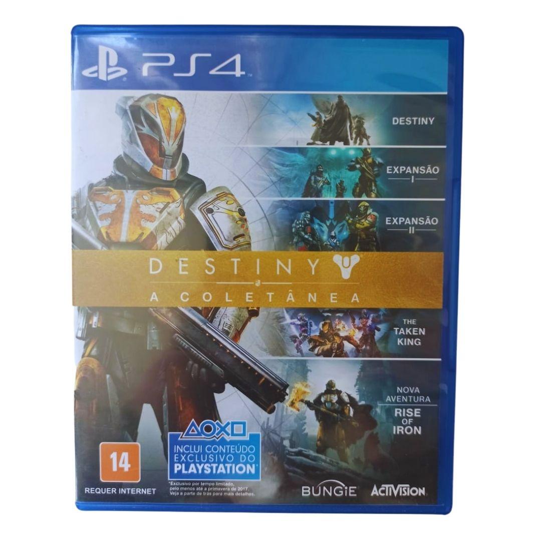 Destiny: A Coleânea - PS4 - Usado