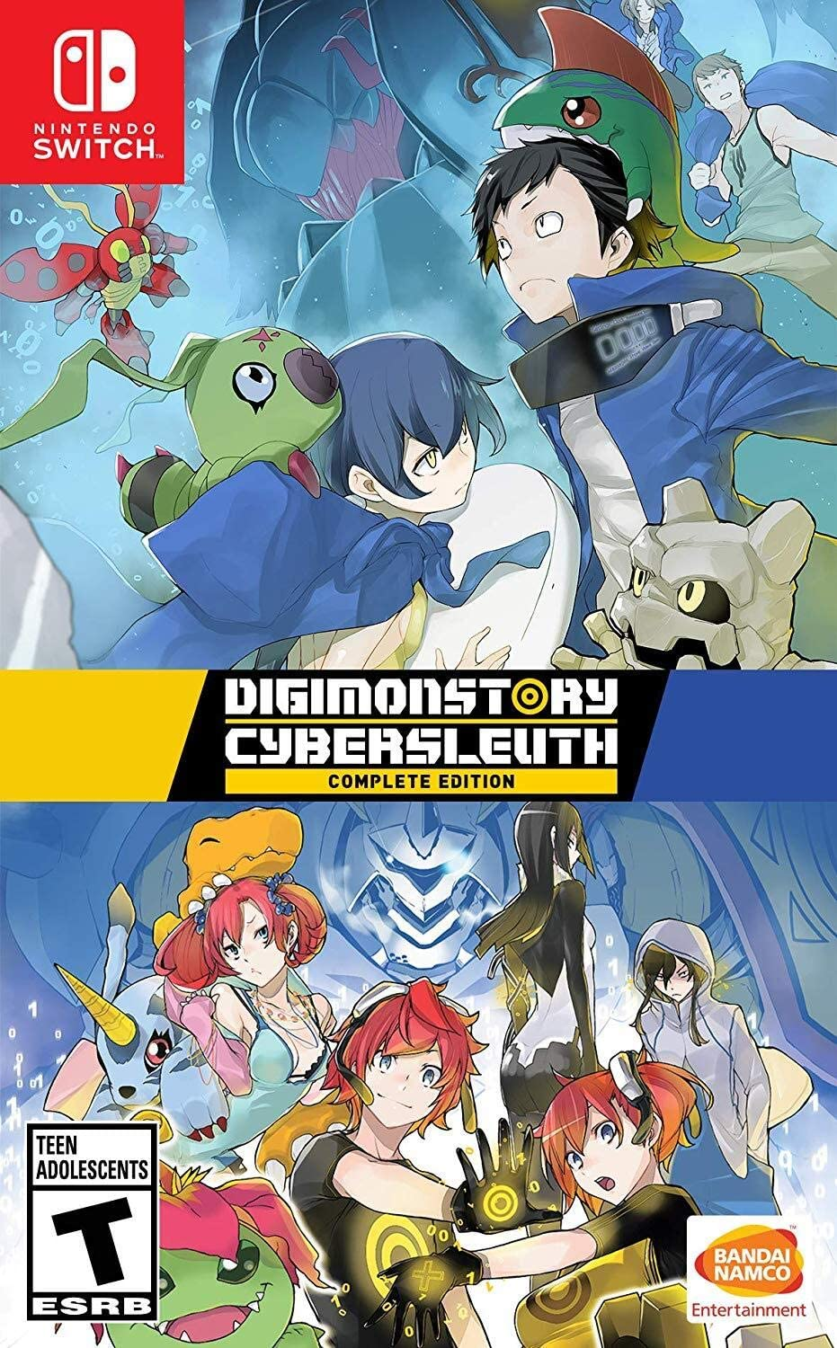 Digimon Story Cyber Sleuth: Complete Edition - Nintendo Switch