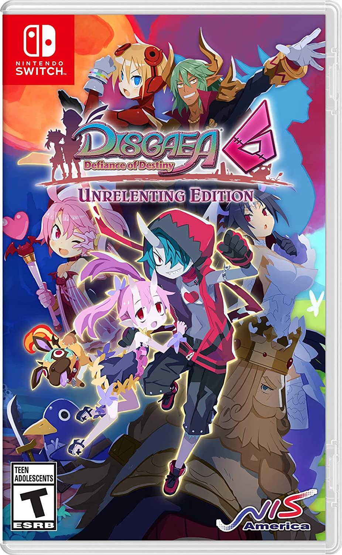 Disgaea 6: Defiance of Destiny - Nintendo Switch