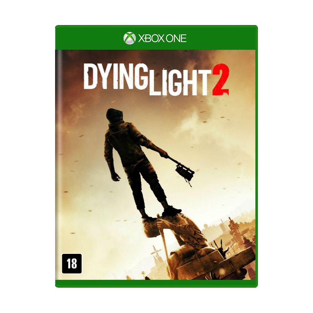 Dying Light 2 - Xbox One - Pré Venda