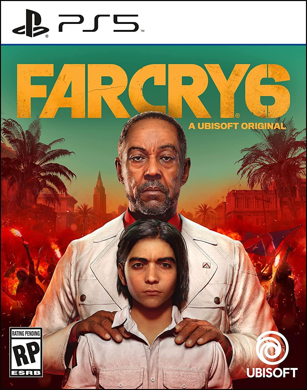 Far Cry 6 - PS5 - Pré Venda - LISTA DE ESPERA