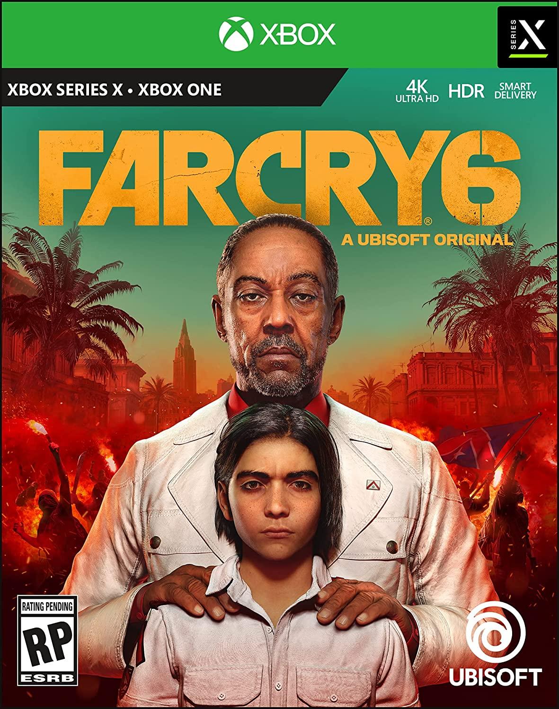 Far Cry 6 - Xbox One/Xbox Series - Pré Venda - LISTA DE ESPERA