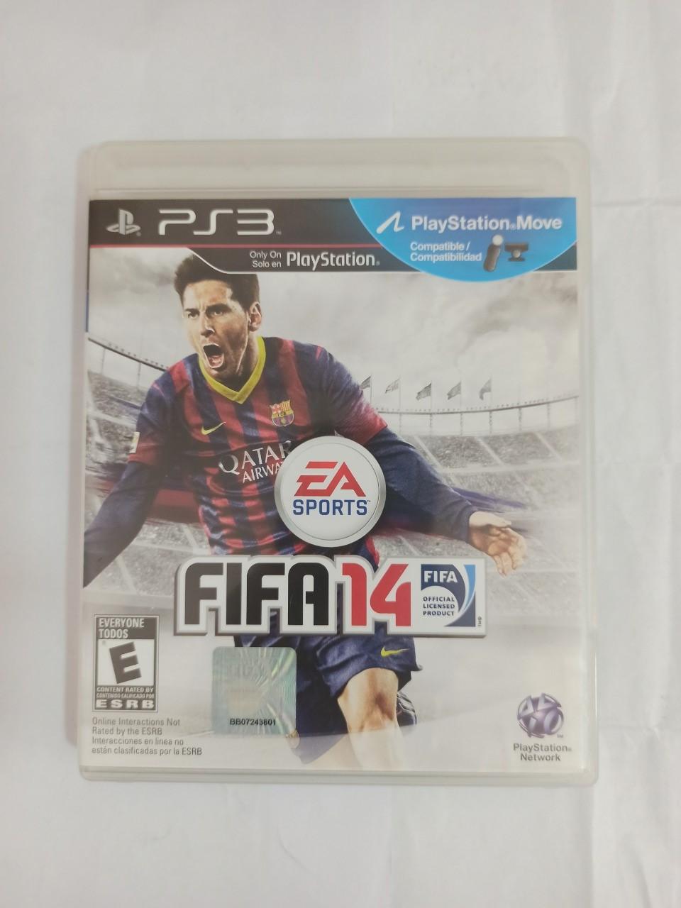 FIFA 14 - PS3 - Usado