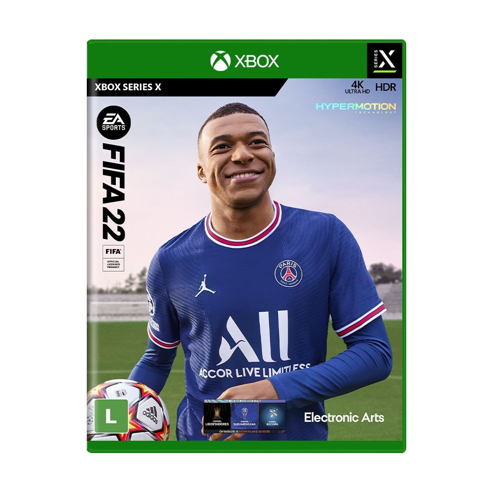 FIFA 2022 - Xbox One / Xbox Series