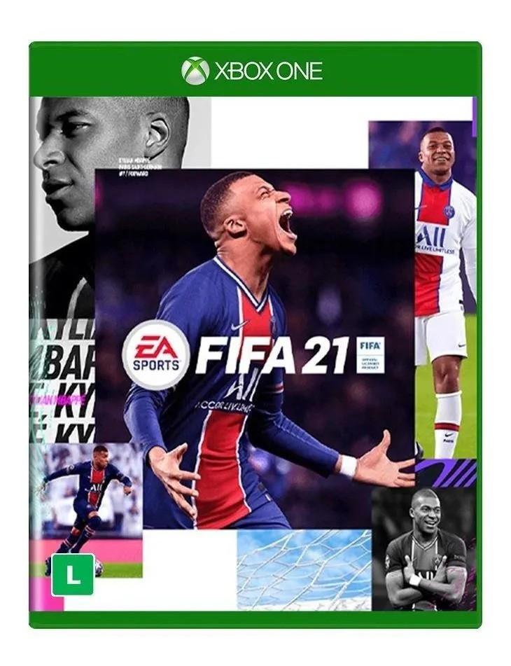 FIFA 21 - Xbox One - Mídia Física