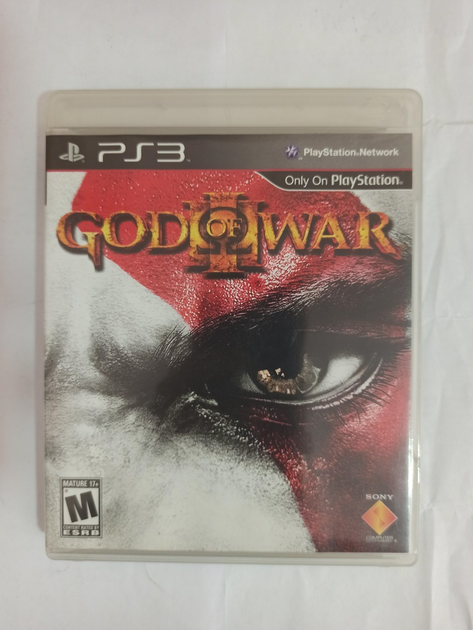 God of War 3 - PS3 - Usado