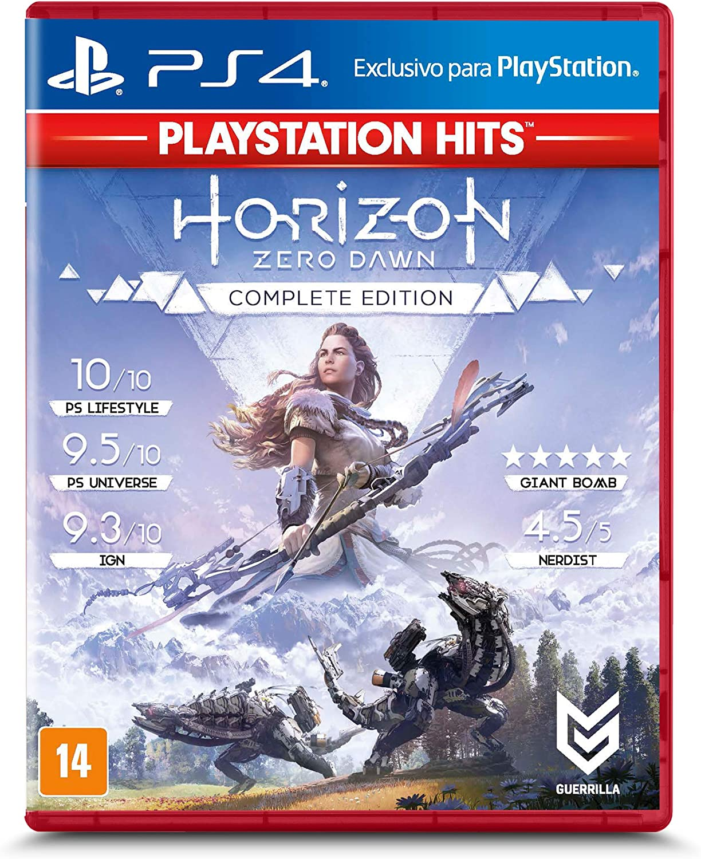 Horizon Zero Dawn: Complete Edition Hits - PS4