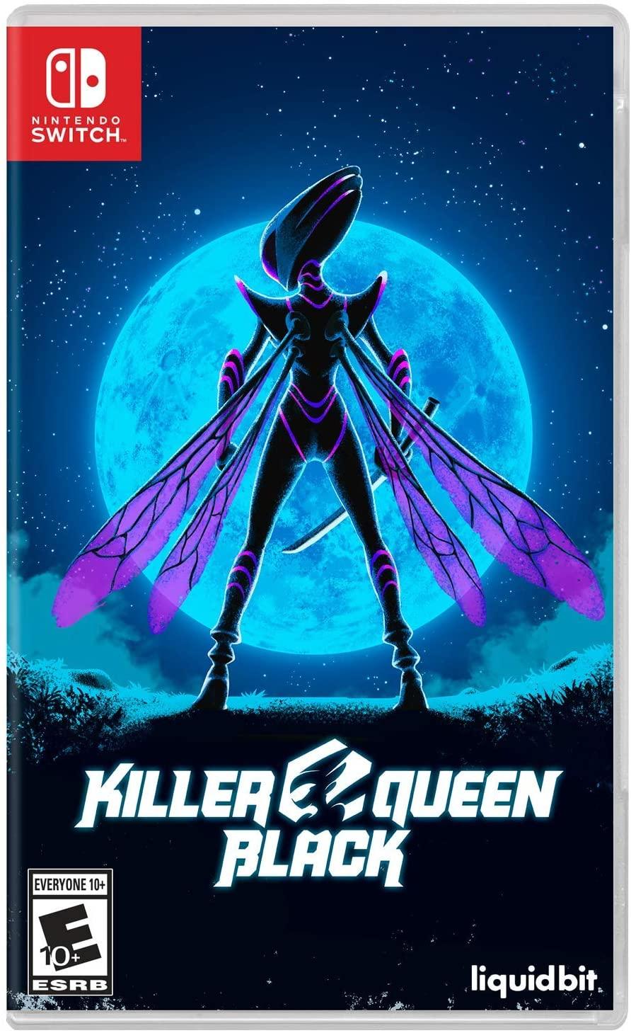 Killer Queen Black - Nintendo Switch
