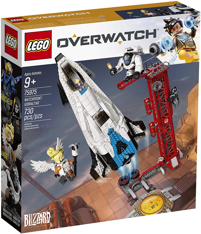 LEGO 75975 - Overwatch - Ponto de Vigia: Gibraltar