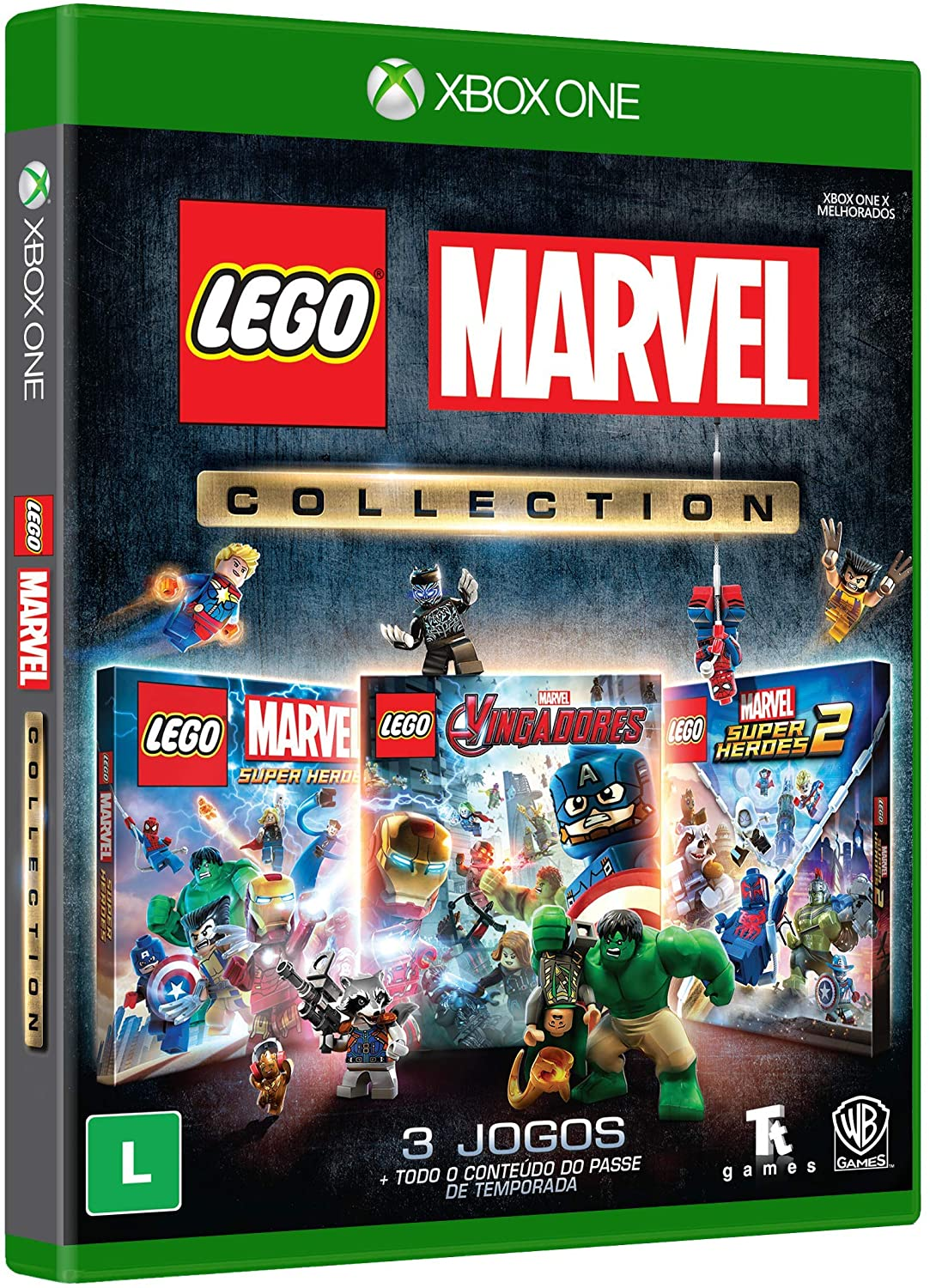 Lego: Marvel Collection - Xbox One