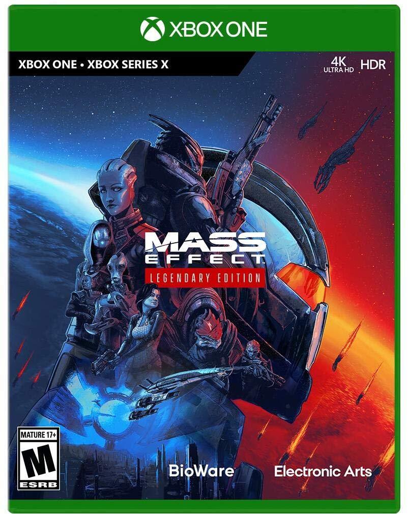 Mass Effect: Legendary Edition - Xbox One/Xbox Series S