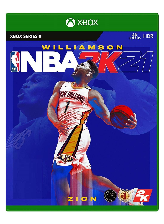 NBA2K21 - Xbox Series X