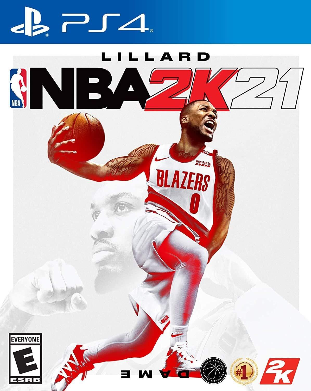 NBA 2K21 - PS4 - (Pré-venda) - Mídia Física