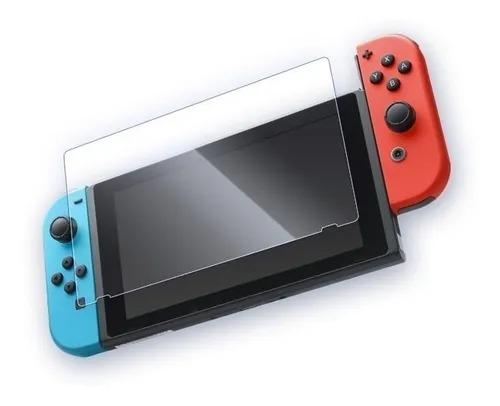 Película Protetora de Vidro Temperado - Nintendo Switch